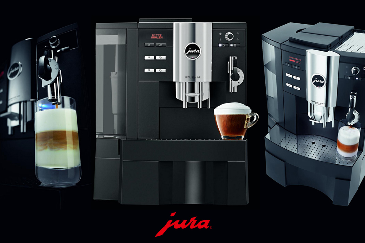 ekspres Jura impressa Xs9
