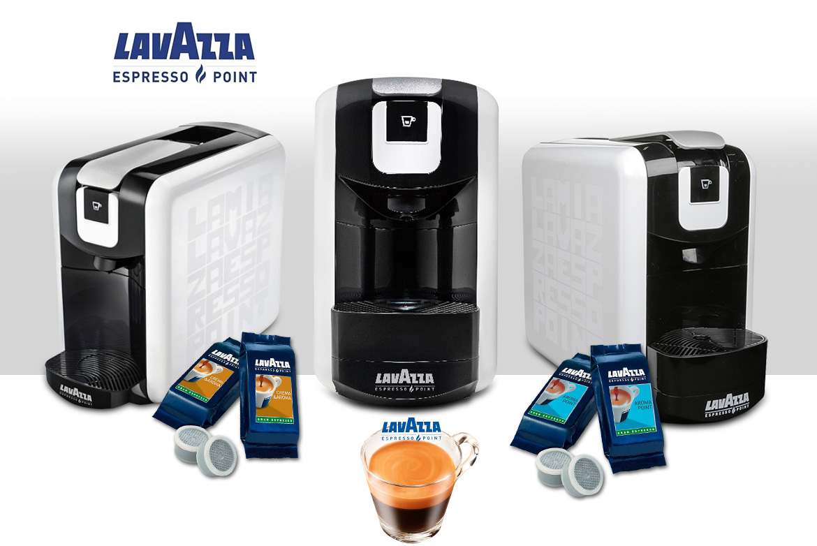 ekspres lavazza EP mini