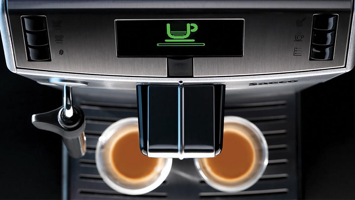stylowy design urządzeń saeco lirika