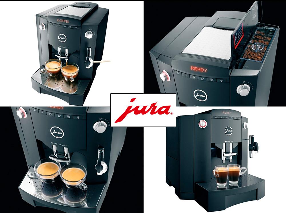 Ekspres Jura Impressa XF50 jest doskonałym urządzeniem dla biur