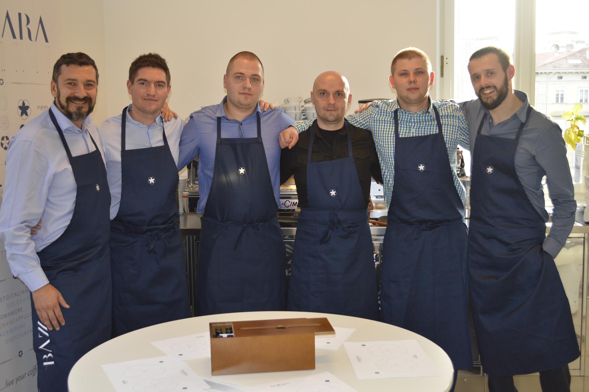 Ekipa KONESSO.pl na szkoleniu w Bazzara Academy