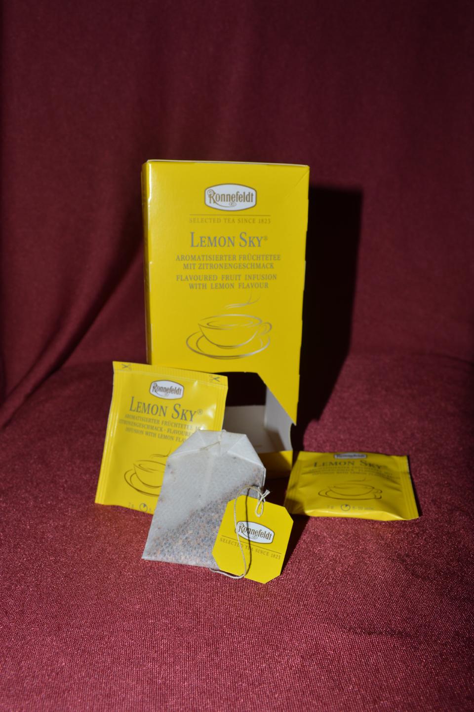 Herbata Ronnefeldt Lemon Sky