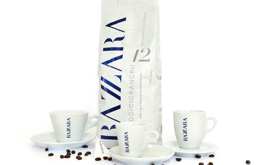 Kawa ziarnista Bazzara Espresso Top12 Gran Cru 1kg