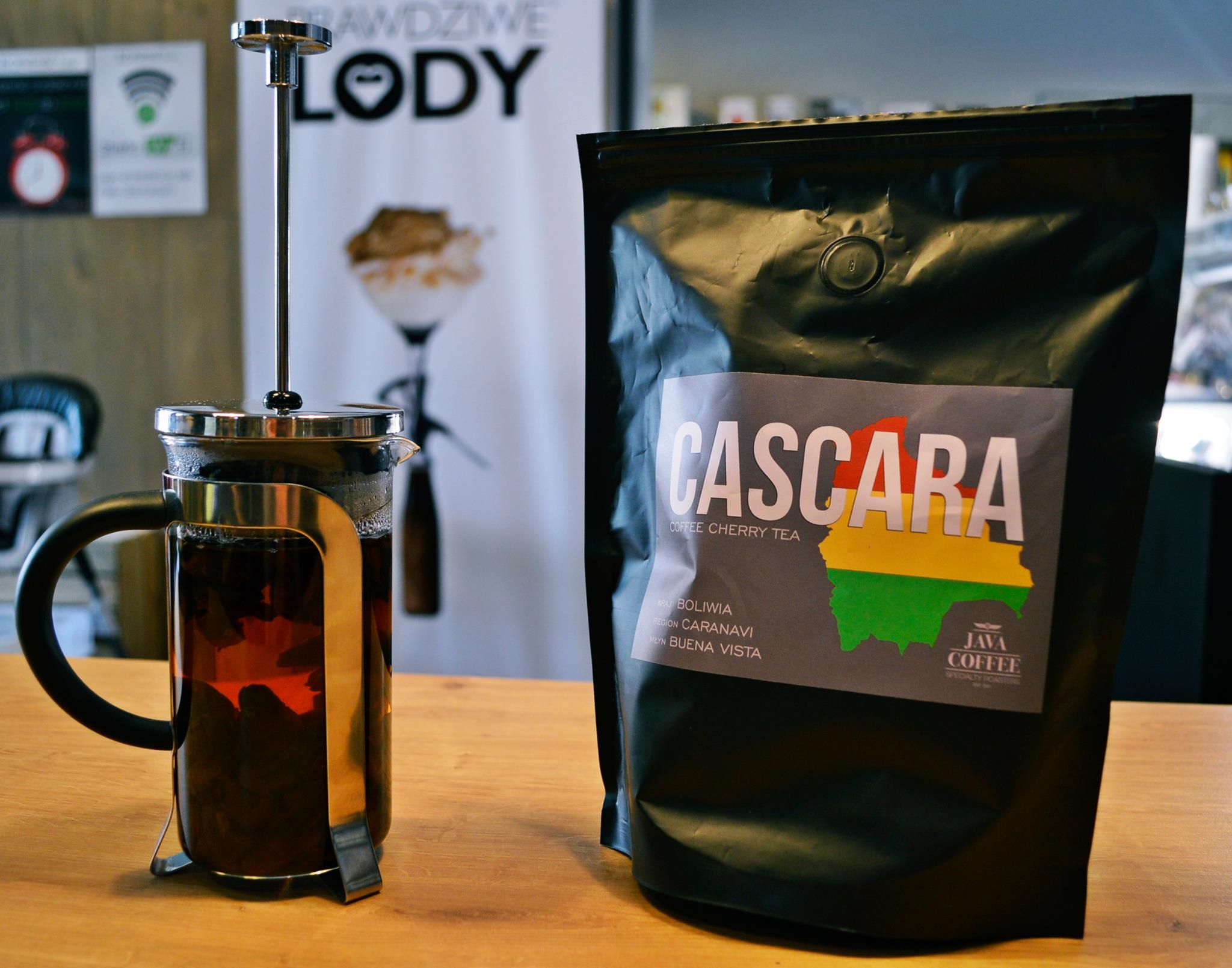 Cascara - herbata z kawy?