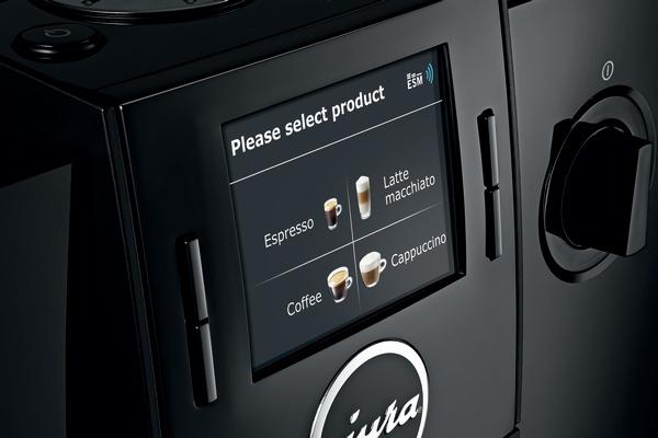 Obsługa automatycznego ekspresu do kawy marki Jura