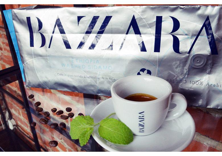 Bazzara espresso Etiopia Sidamo