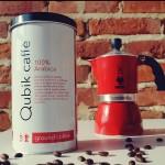 Opinia o kawie mielonej Qubik 100% arabica – Pani Karolina z Iławy
