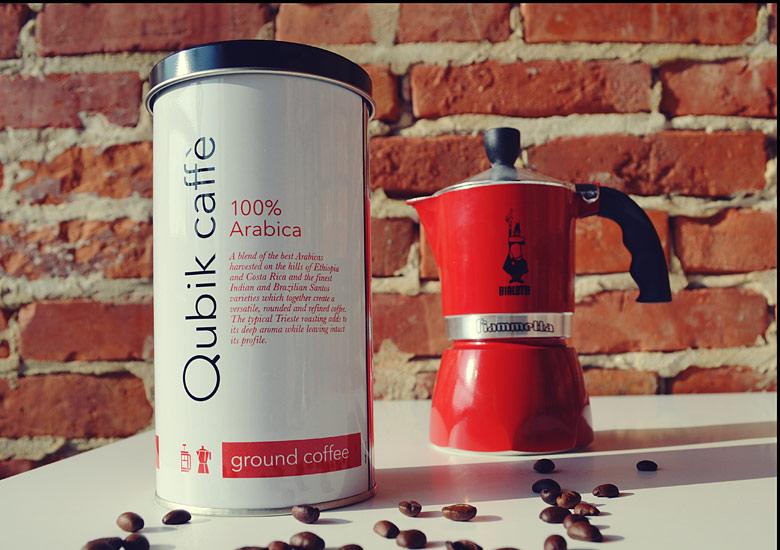 Qubik caffee 100% arabica opinia