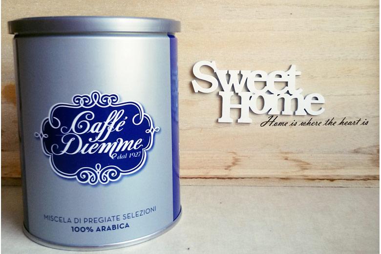 Diemme Blue z kawiarki