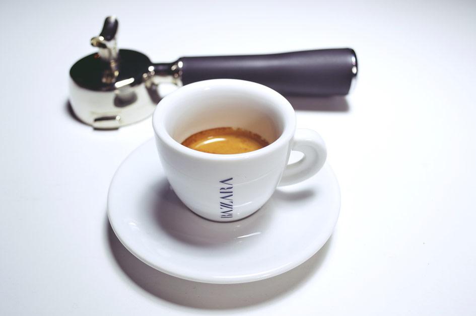 Poprawnie zaparzone espresso