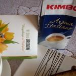 Kawa mielona Kimbo aroma italiano – Pani Bogusława