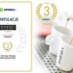 Najlepszy sklep z kawą wg rankingu Opineo 2016