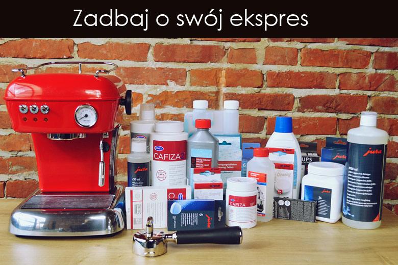 Konserwacja ekspresu do kawy, zadbaj o swój sprzęt