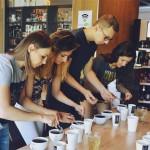 Cupping kawy czyli cup tasting