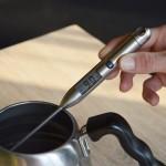 Parzenie kawy, a temperatura wody