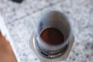 Przygotowanie kawy